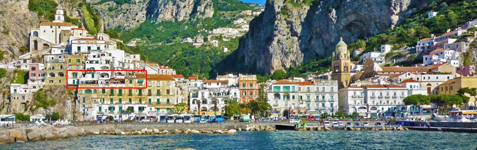 Soggiornare sul Mare per Vacanze Economiche - Hotel 3 Stelle Amalfi ...